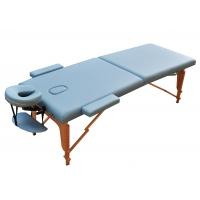 Массажный стол ZENET ZET-1042/L голубой