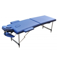 Массажный стол ZENET ZET-1044/L синий